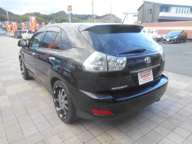 「トヨタ」「ハリアー」「SUV・クロカン」「岡山県」の中古車47