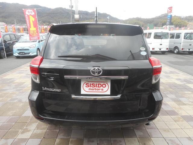 「トヨタ」「ヴァンガード」「SUV・クロカン」「岡山県」の中古車43