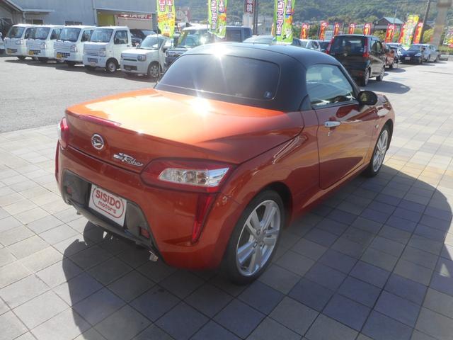「ダイハツ」「コペン」「オープンカー」「岡山県」の中古車35