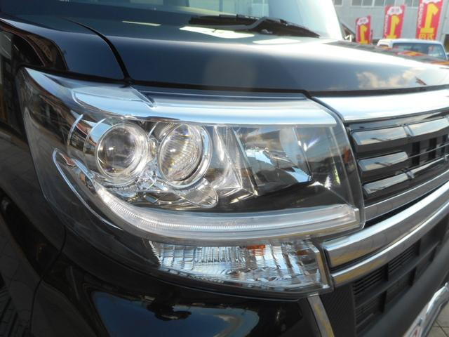 カスタムRS トップエディションSAII スマートアシスト2 軽減ブレーキ Wパワースライド LEDライト 社外ナビ 地デジ バックモニター Bluetooth ターボ車 純正15インチアルミ スマートキー(27枚目)