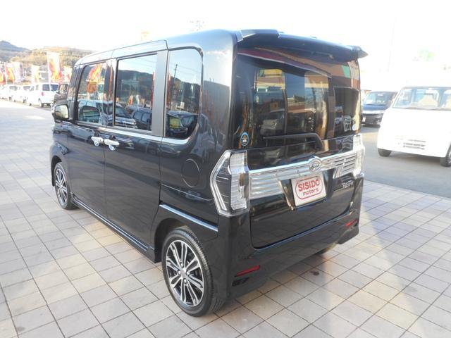 カスタムRS トップエディションSAII スマートアシスト2 軽減ブレーキ Wパワースライド LEDライト 社外ナビ 地デジ バックモニター Bluetooth ターボ車 純正15インチアルミ スマートキー(35枚目)