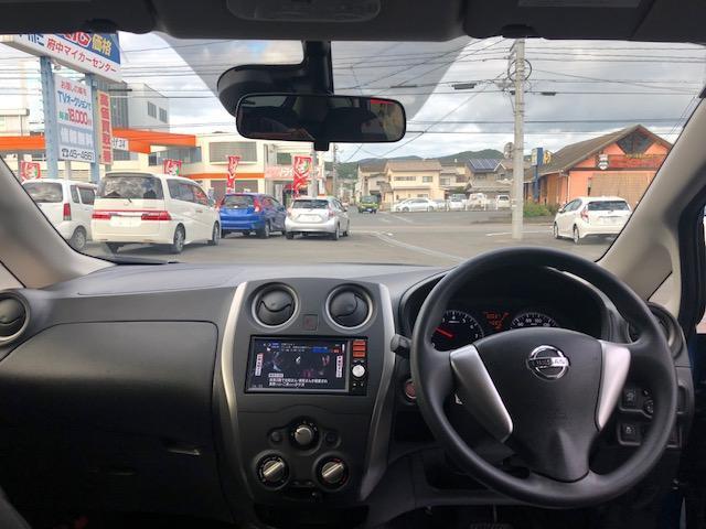 「日産」「ノート」「コンパクトカー」「広島県」の中古車3