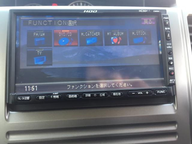 日産 エクストレイル GT 4WD ナビ HID スマートキー AW17インチ