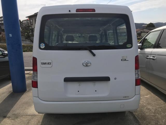 GL 商用車 両側スライドドア AC オーディオ付(5枚目)