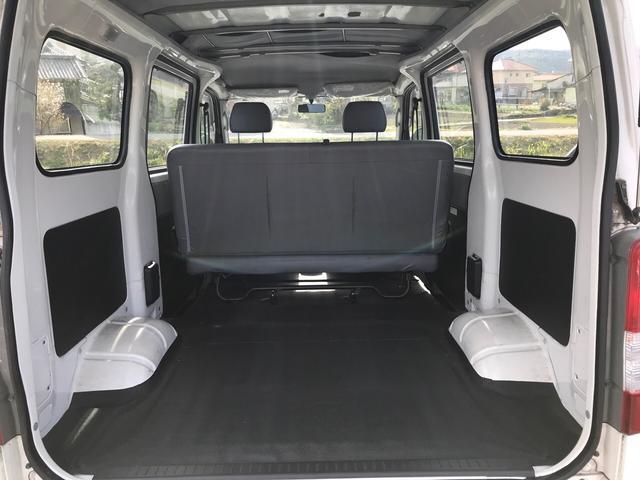 GL 商用車 両側スライドドア AC オーディオ付(17枚目)
