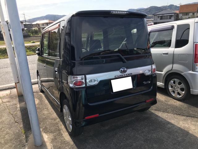 カスタムL 軽自動車 ブラック AT AC 4名乗り(5枚目)