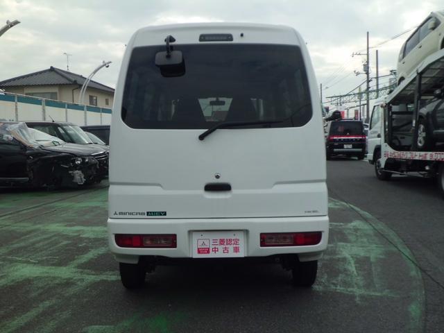 三菱 ミニキャブ・ミーブ CD 16.0kwh 2シーター