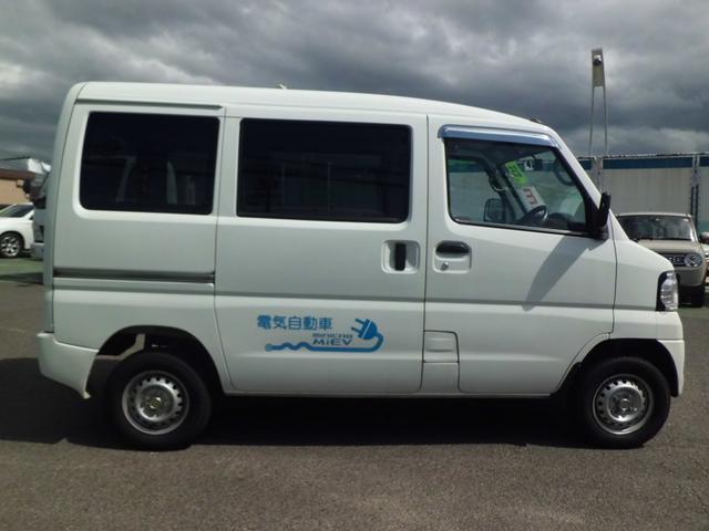 「三菱」「ミニキャブミーブ」「軽自動車」「広島県」の中古車4