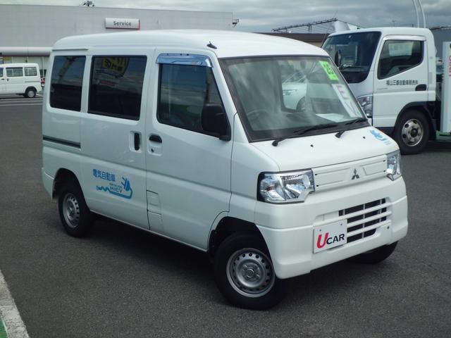 「三菱」「ミニキャブミーブ」「軽自動車」「広島県」の中古車6