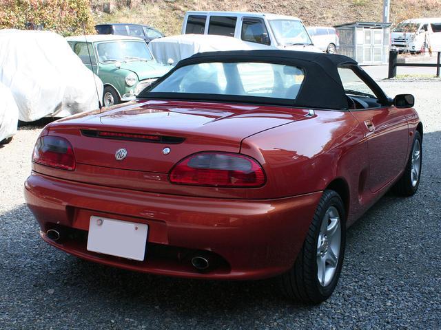 「MG」「MGF」「オープンカー」「広島県」の中古車6