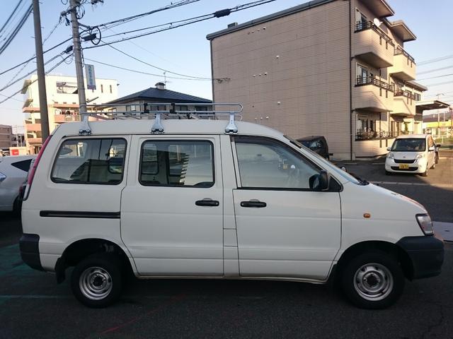 DX 社外キーレス ルーフキャリアー付 CD ベンチシート(4枚目)