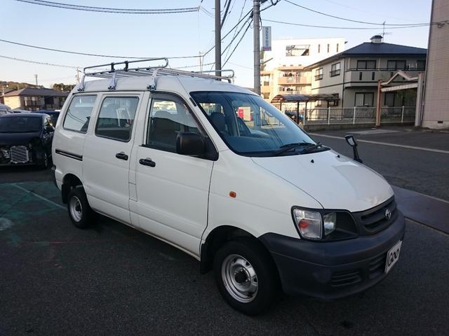 DX 社外キーレス ルーフキャリアー付 CD ベンチシート(6枚目)