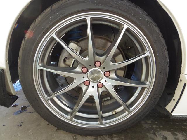 トヨタ 86 GT エアロ 車高調 レイズアルミ ヴリッツマフラー