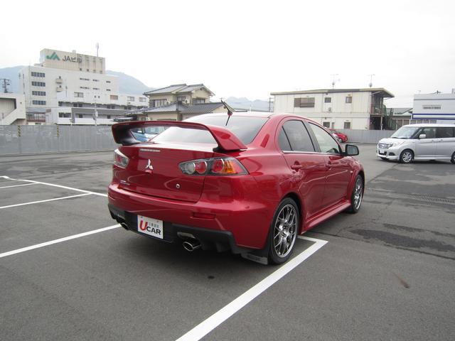 三菱 ランサー GSRプレミアムエボリューションX  スマートキー 純正ナビ