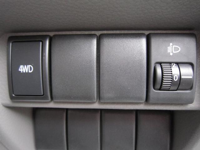 M 4WD 4AT パワーステアリング(11枚目)
