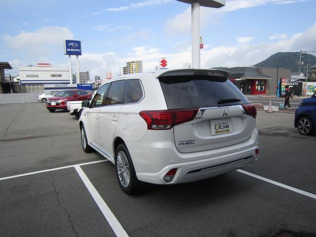 「三菱」「アウトランダーPHEV」「SUV・クロカン」「広島県」の中古車9