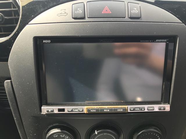 マツダ ロードスター RS RHT ナビ 6速MT 17インチAW CD HID