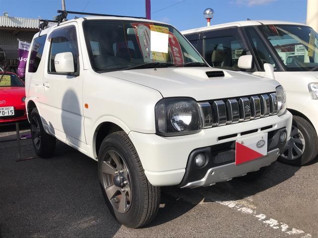 「スズキ」「ジムニー」「コンパクトカー」「岡山県」の中古車3