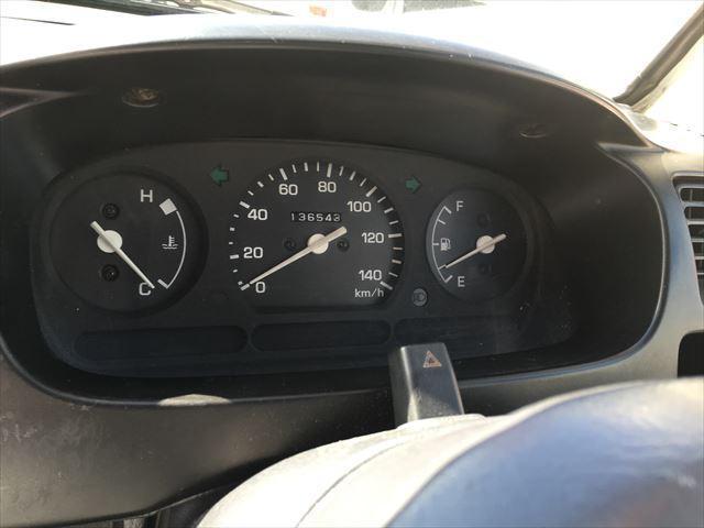 ダイハツ ハイゼットトラック エアコン 5速ミッション タイミングベルト交換済