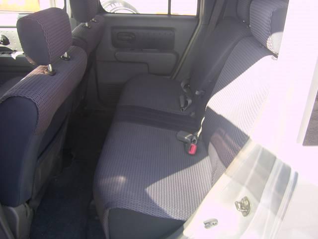日産 キューブ SX 70th ベンチシート タイミングチェーン キーレス