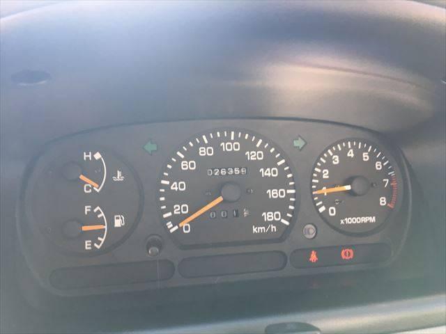 ダイハツ パイザー CL 5速ミッション 純正アルミ 新品タイヤ