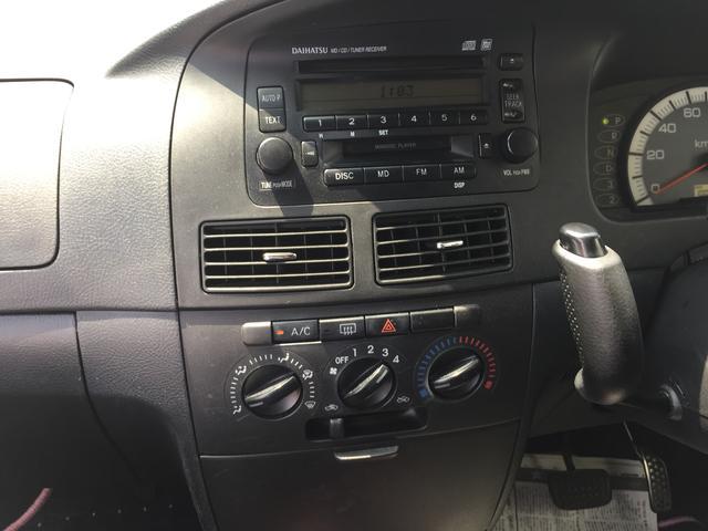 ダイハツ ムーヴ 福祉車輌 助手席電動リフトアップシート CD MD