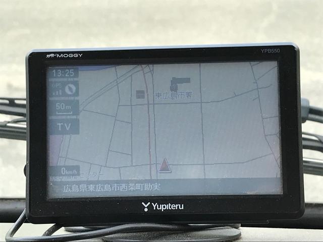 5速MT パワーゲート付き ナビ TV エアコン ラジオ(5枚目)
