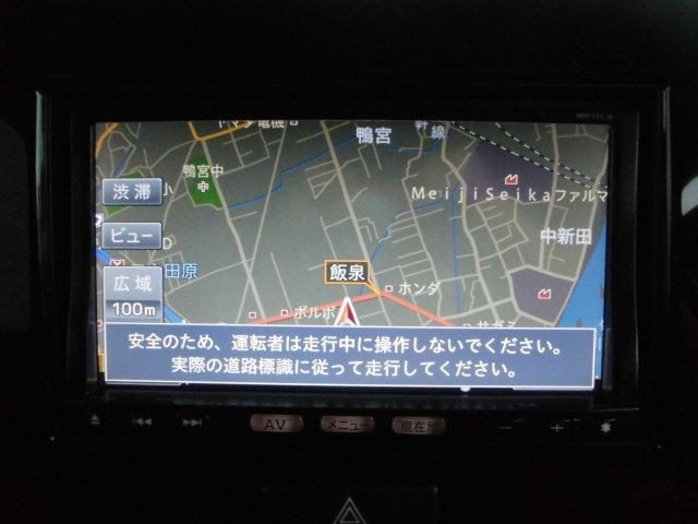 X 純正ナビ(8枚目)