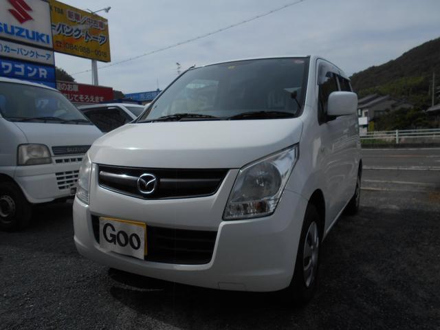 「マツダ」「AZ-ワゴン」「コンパクトカー」「広島県」の中古車2