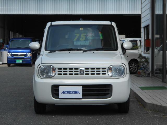 「スズキ」「アルトラパン」「軽自動車」「広島県」の中古車2