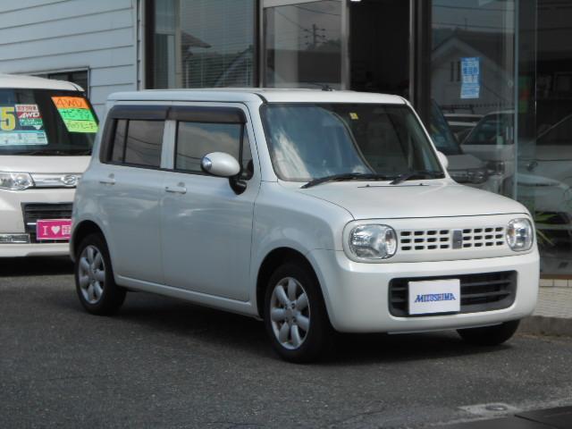 「スズキ」「アルトラパン」「軽自動車」「広島県」の中古車20