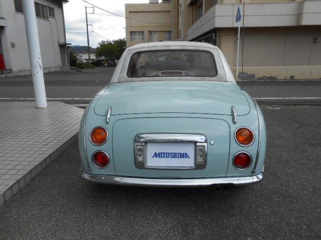 「日産」「フィガロ」「クーペ」「広島県」の中古車5