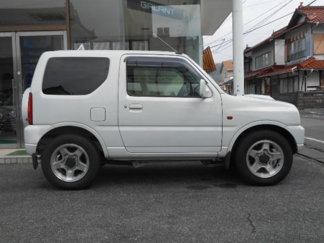 「スズキ」「ジムニーL」「コンパクトカー」「広島県」の中古車4
