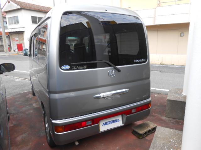 「ホンダ」「バモスホビオ」「コンパクトカー」「広島県」の中古車5
