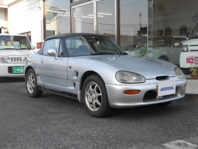 「スズキ」「カプチーノ」「オープンカー」「広島県」の中古車3