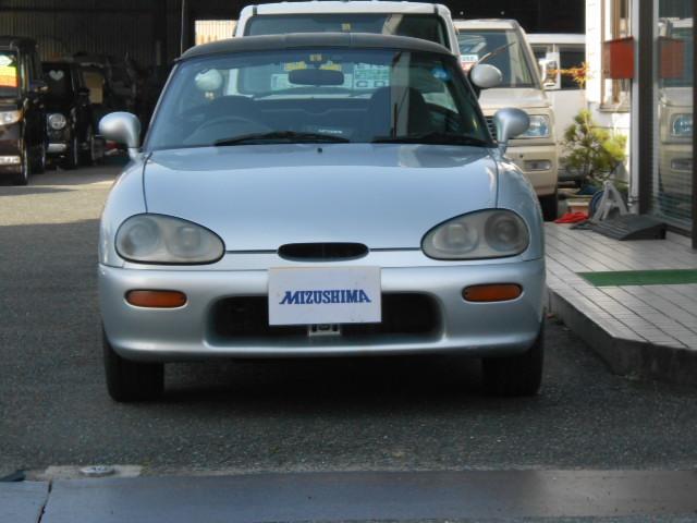 「スズキ」「カプチーノ」「オープンカー」「広島県」の中古車4