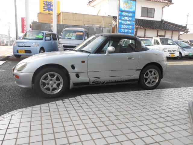 「スズキ」「カプチーノ」「オープンカー」「広島県」の中古車5