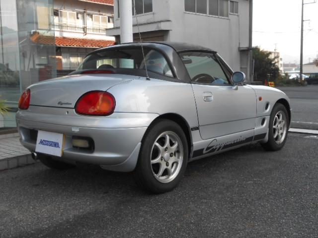 「スズキ」「カプチーノ」「オープンカー」「広島県」の中古車6