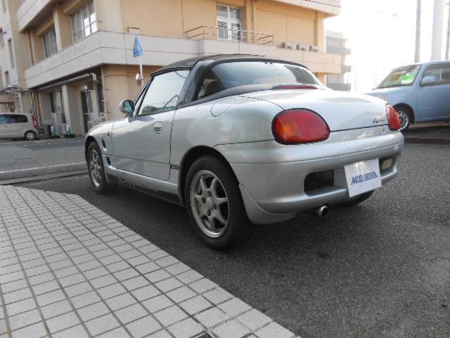 「スズキ」「カプチーノ」「オープンカー」「広島県」の中古車7