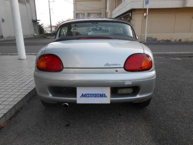 「スズキ」「カプチーノ」「オープンカー」「広島県」の中古車8
