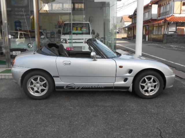 「スズキ」「カプチーノ」「オープンカー」「広島県」の中古車19