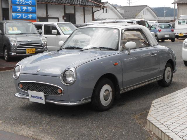 「日産」「フィガロ」「クーペ」「広島県」の中古車3