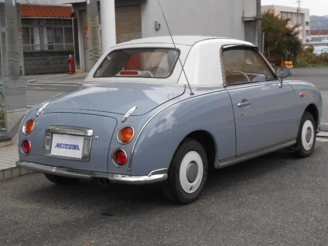 「日産」「フィガロ」「クーペ」「広島県」の中古車6