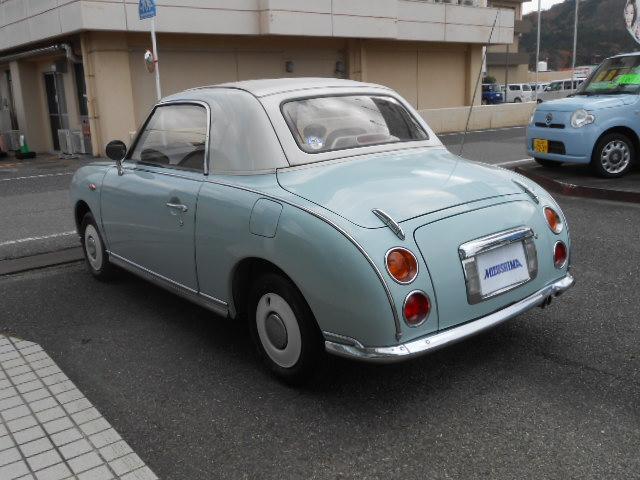 「日産」「フィガロ」「クーペ」「広島県」の中古車7