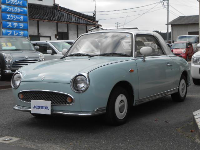 「日産」「フィガロ」「クーペ」「広島県」の中古車20