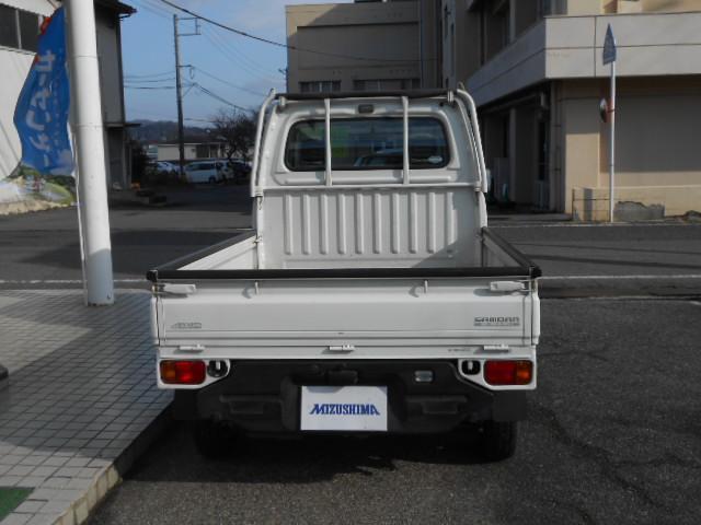TB 4WD  エアコン パワステ(5枚目)