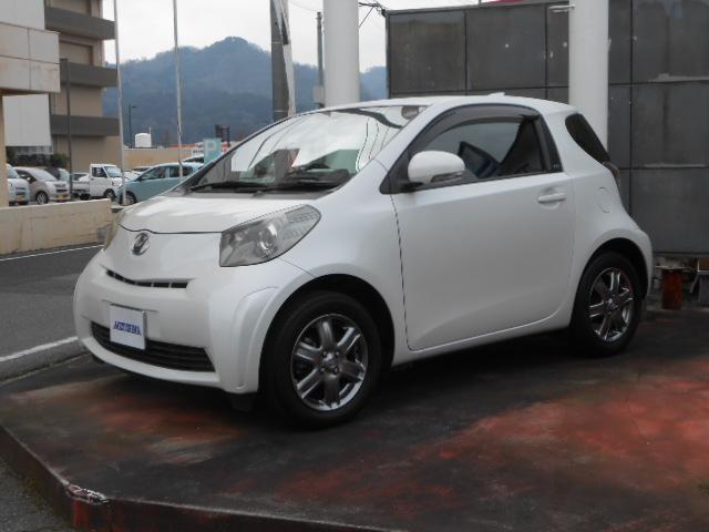 「トヨタ」「iQ」「コンパクトカー」「広島県」の中古車4
