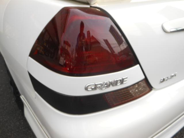 トヨタ マークII グランデiR-S 18アルミ エアロ 車高調 DVDマルチ