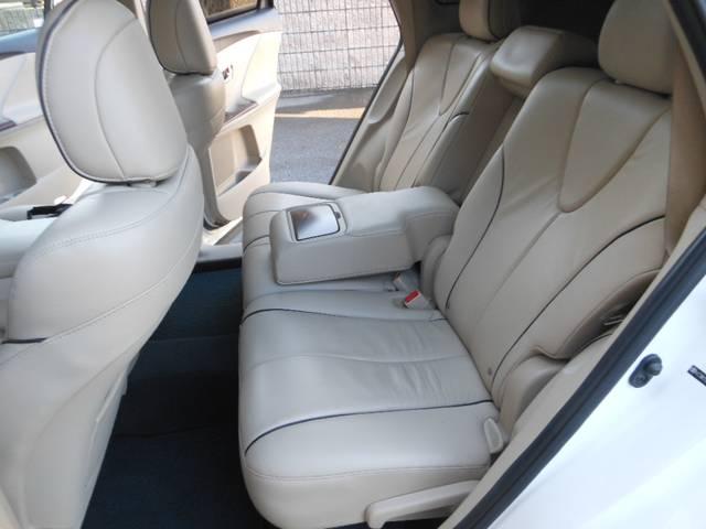 米国トヨタ ヴェンザ パノラミックルーフ パワーバックドア スマートキー AWD