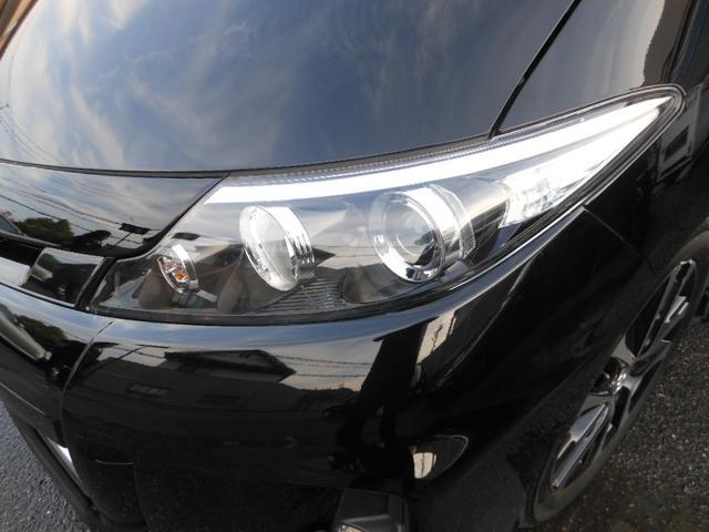 トヨタ エスティマ 2.4アエラス Gエディション 新品19アルミ 新品車高調